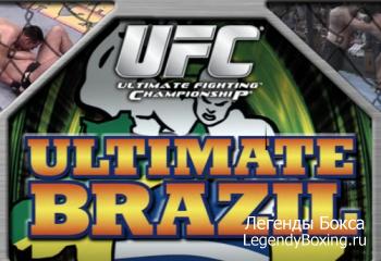 UFC вернется в Бразилию в январе.